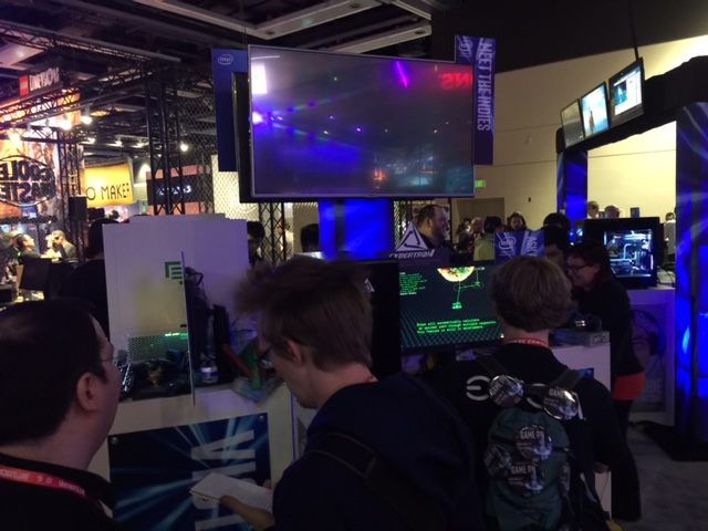Huge thanks to Intel for inviting us to PAX!