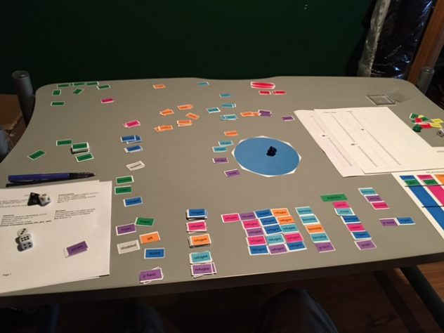 Prototyping the Wave Progression Rules